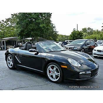 2007 Porsche Boxster S for sale 100992268